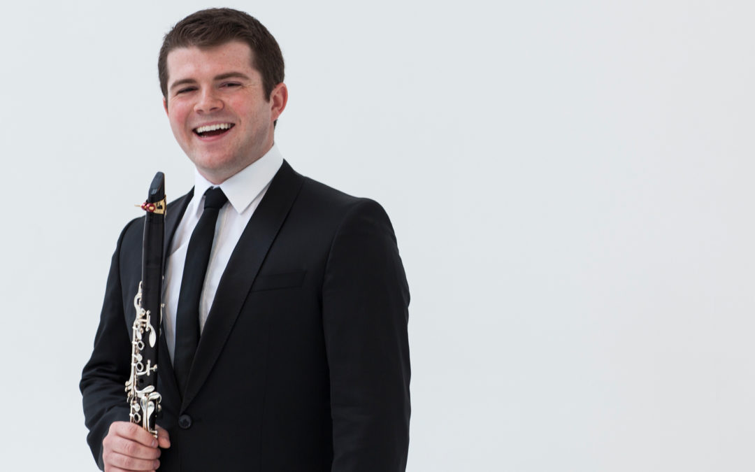Julian Bliss – A world class clarinetist that loves speed